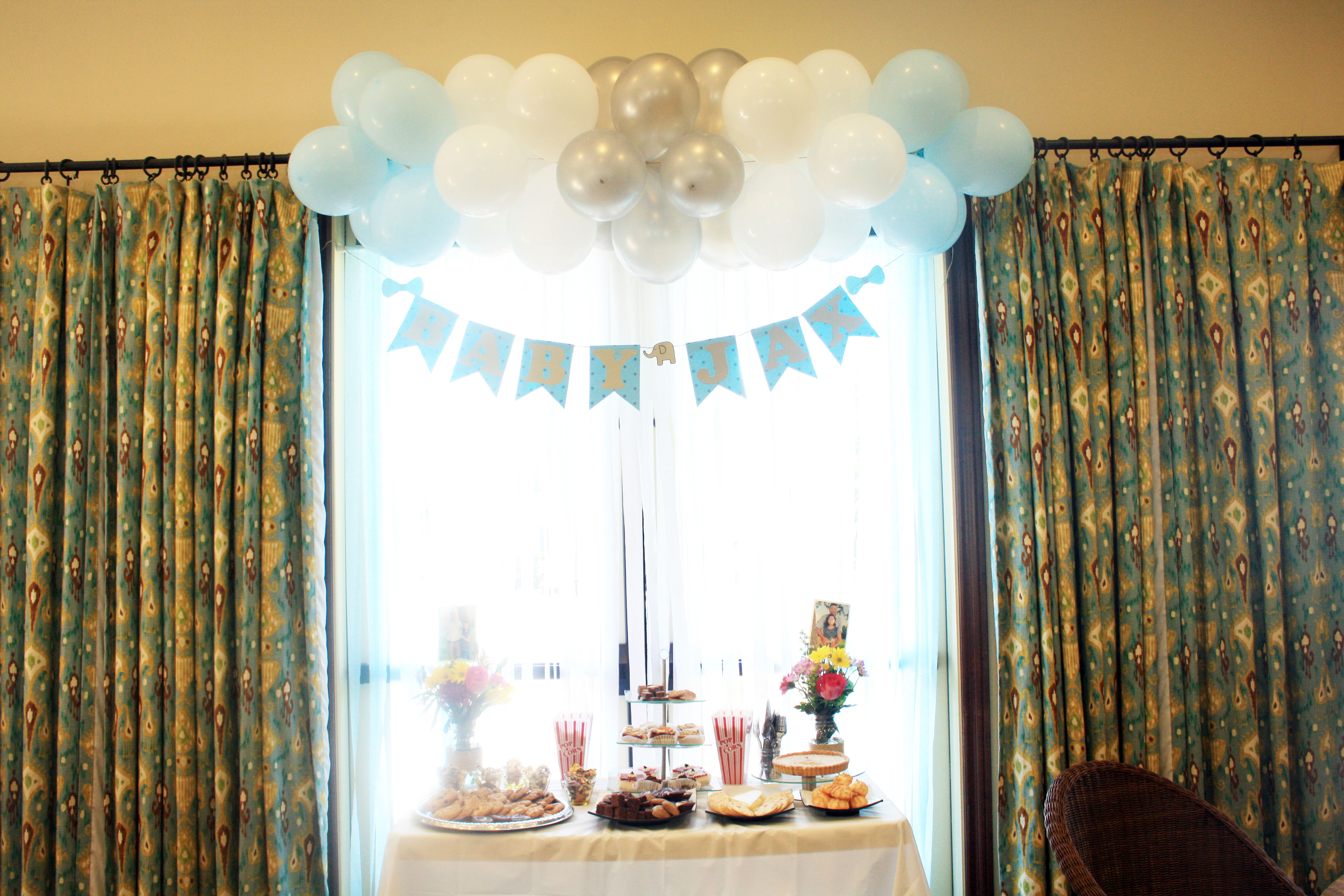 Little Peanut Baby Shower A Home With Walls